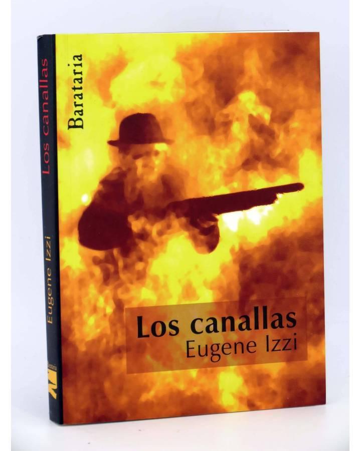 Cubierta de COL MAR NEGRO. LOS CANALLAS (Eugene Izzi) Barataria 2009