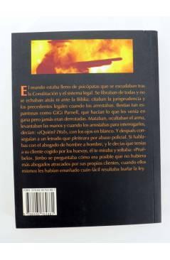 Contracubierta de COL MAR NEGRO. LOS CANALLAS (Eugene Izzi) Barataria 2009
