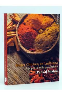Cubierta de BUTTER CHICKEN EN LUDHIAN (Pankak Mishra) Barataria 2012