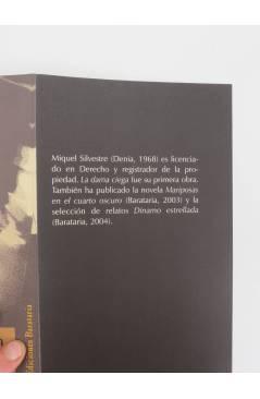 Muestra 1 de LA DAMA CIEGA (Miquel Silvestre) Barataria 2005