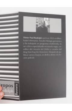 Muestra 1 de LOS FILANTROPOS (Dieter Paul Rudolph) Barataria 2011
