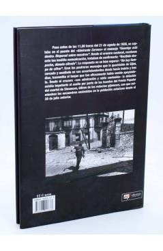 Contracubierta de DE COMANDANTE CRUCERO CERVERA A COMANDANTE MILITAR GIJÓN (Artemio Mortera Pérez) Quirón 2005