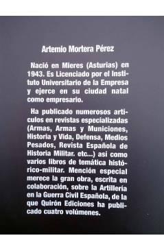 Muestra 1 de DE COMANDANTE CRUCERO CERVERA A COMANDANTE MILITAR GIJÓN (Artemio Mortera Pérez) Quirón 2005