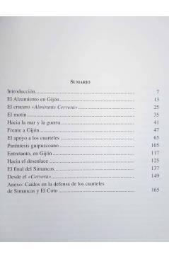 Muestra 2 de DE COMANDANTE CRUCERO CERVERA A COMANDANTE MILITAR GIJÓN (Artemio Mortera Pérez) Quirón 2005