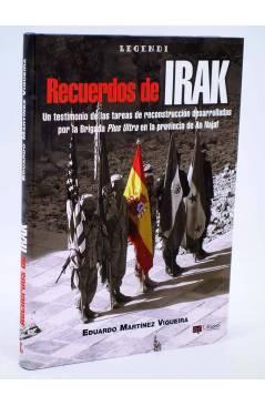 Cubierta de LEGENDI. RECUERDOS DE IRAK (Eduardo Martínez Viqueira) Quirón 2005
