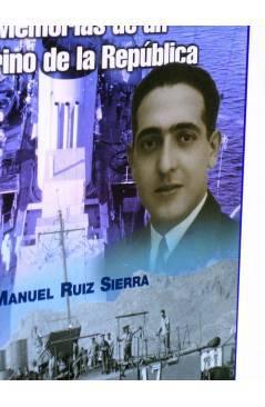 Muestra 2 de ASÍ EMPEZÓ TODO. MEMORIAS DE UN MARINO DE LA REPÚBLICA (Manuel Ruiz Sierra) Quirón 2005