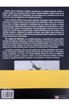 Muestra 2 de LEGENDI. EL LEGADO DE SIGFRIDO (Lucas Molina Franco) Quirón 2005