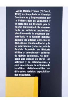 Muestra 3 de LEGENDI. EL LEGADO DE SIGFRIDO (Lucas Molina Franco) Quirón 2005