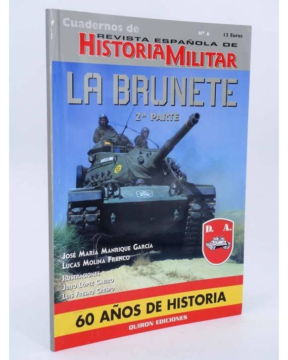 Cubierta de LA BRUNETE. 2ª PARTE (Vvaa) Quirón 2004