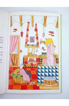 Muestra 3 de BIBLIOTECA INFANTIL 4. MA CASA (Rosa Serrano / Moisés Diaz) Generalitat Valenciana 1985