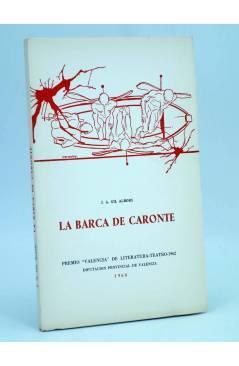 Cubierta de LA BARCA DE CARONTE (J.A. Gil Albors) DPV 1968