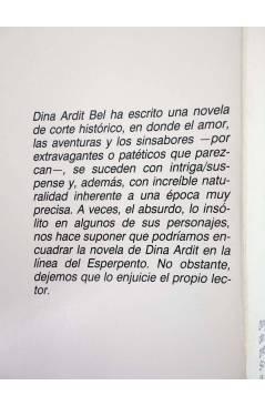 Muestra 1 de CISCA LA MONJA O EL COMPLETO DE CLEOPATRA (Dina Ardir Bel) Amarantos 1989