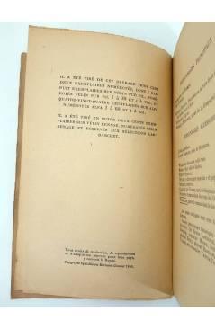 Muestra 2 de LA REVOLTE SANS AME (Jacqueline Maremis) Bernard Grasset 1946