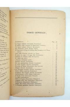 Muestra 1 de FIORI D'ITALIA VOLUME SECONDO (L. Ambruzzi) Societa Editrize Internazionale 1940