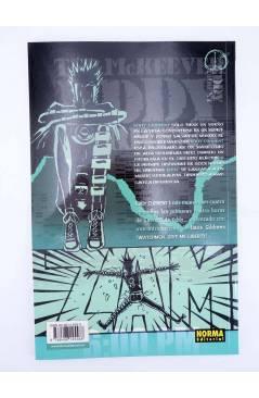 Contracubierta de EL DÍA DESPUES 3 6 Y 9. EDDY CURRENT 1 AL 3 COMPLETA (Ted Mckeever) Norma 2005