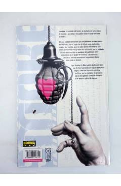 Contracubierta de EL DÍA DESPUÉS 8. SMOKE LOS NIÑOS BUENOS CRECEN (Igor Kordey / De Campi) Norma 2006
