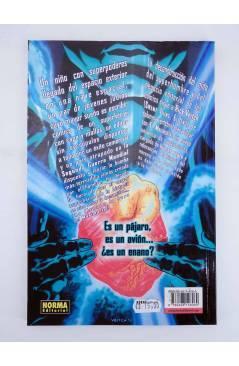 Contracubierta de EL DÍA DESPUÉS 10. EL MAXIMORTAL (Rick Veitch) Norma 2006