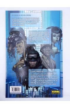 Contracubierta de EL DÍA DESPUÉS 12 Y 15. MEGA CITY 909 1 Y 2 COMPLETA (Dabb / Lee / Kang) Norma 2006