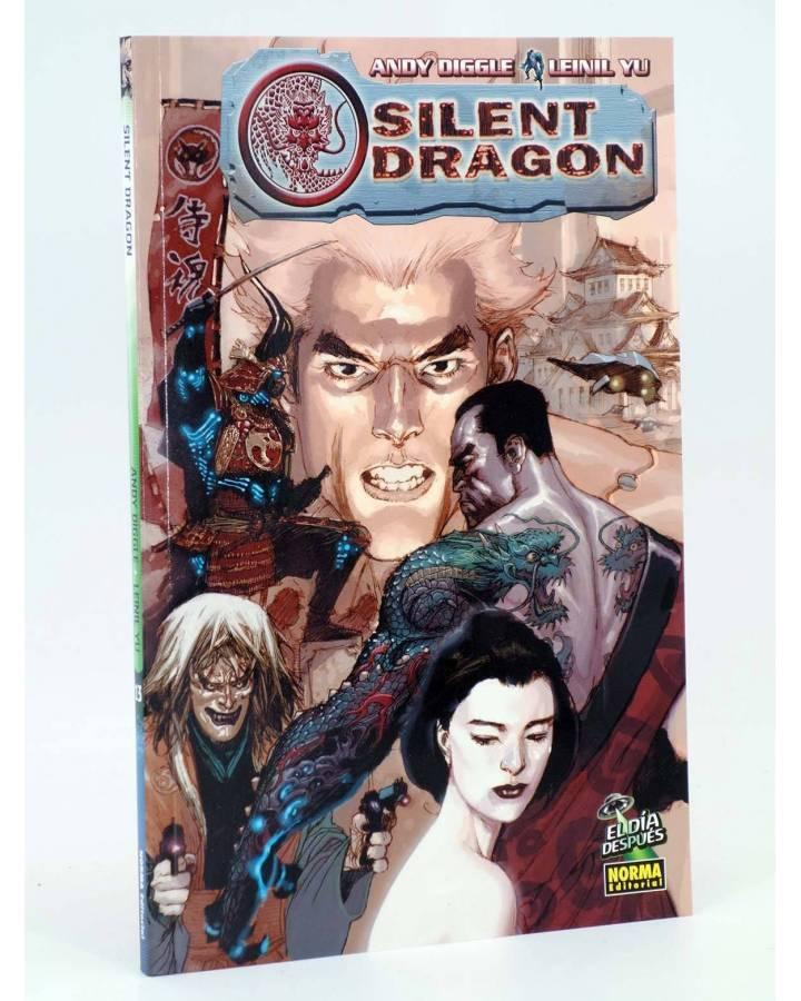Cubierta de EL DÍA DESPUÉS 13. SILENT DRAGON (Andy Diggle / Leinil Yu) Norma 2006