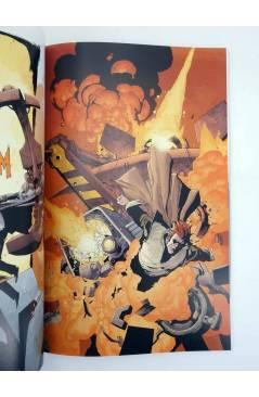 Muestra 3 de EL DÍA DESPUÉS 13. SILENT DRAGON (Andy Diggle / Leinil Yu) Norma 2006