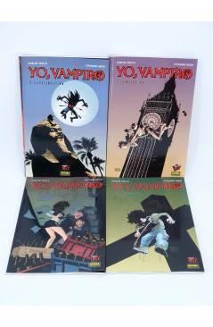 Cubierta de MADE IN HELL 2 6 9 Y 13. YO VAMPIRO 1 AL 4 COMPLETA (Trillo / Risso) Norma 2005