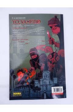 Muestra 5 de MADE IN HELL 2 6 9 Y 13. YO VAMPIRO 1 AL 4 COMPLETA (Trillo / Risso) Norma 2005
