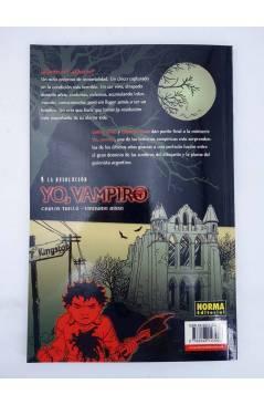 Muestra 7 de MADE IN HELL 2 6 9 Y 13. YO VAMPIRO 1 AL 4 COMPLETA (Trillo / Risso) Norma 2005