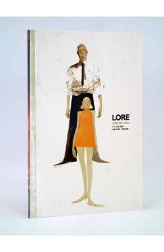 Cubierta de MADE IN HELL 3. LORE (Tp Louise / Ashley Wood) Norma 2005