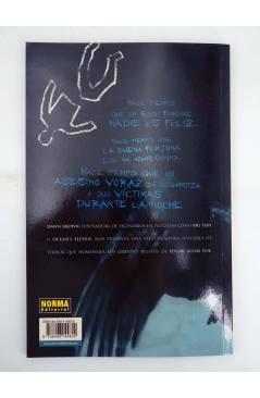 Contracubierta de MADE IN HELL 17. VORAZ (Dan Brown) Norma 2006