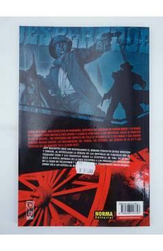 Contracubierta de MADE IN HELL 34. DESPERADOES BANDERAS DE ORO (J Mariotte / Jeremy Haun) Norma 2006