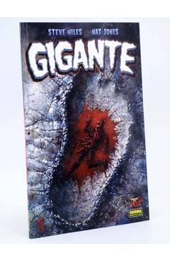Cubierta de MADE IN HELL 36. GIGANTE (Steve Niles / Nat Jones) Norma 2006