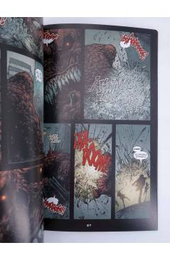 Muestra 2 de MADE IN HELL 36. GIGANTE (Steve Niles / Nat Jones) Norma 2006