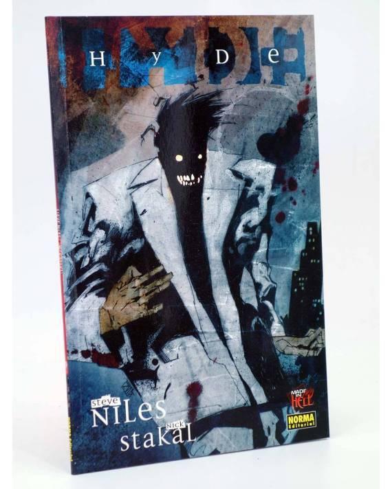 Cubierta de MADE IN HELL 39. HYDE (Steve Niles / Nick Stakal) Norma 2005