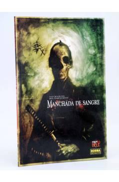 Cubierta de MADE IN HELL 43. MANCHADA DE SANGRE (Don Wickline / Ben Templesmith) Norma 2007