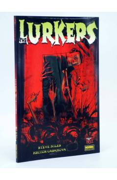 Cubierta de MADE IN HELL 49. THE LURKERS (Steve Niles / Hector Casanova) Norma 2007