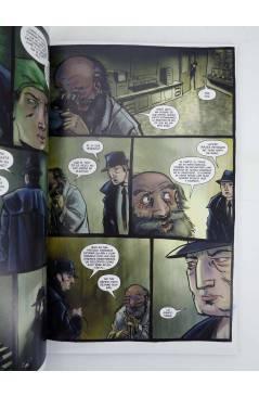 Contracubierta de MADE IN HELL 49. THE LURKERS (Steve Niles / Hector Casanova) Norma 2007