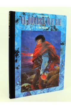 Muestra 5 de EL HOMBRE QUE RÍE + CUADERNO WOCETOS (Víctor Hugo / Fernando De Felipe) Toutain editor 1992
