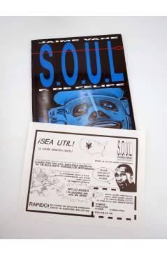 Muestra 2 de S.O.U.L. SOUL (Jaime Vane / Fernando De Felipe) Toutain editor 1991