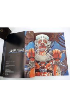 Muestra 5 de S.O.U.L. SOUL (Jaime Vane / Fernando De Felipe) Toutain editor 1991