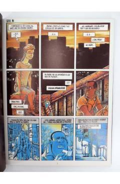 Muestra 6 de S.O.U.L. SOUL (Jaime Vane / Fernando De Felipe) Toutain editor 1991