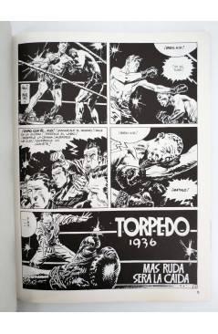 Muestra 7 de TORPEDO 1936 3 (Enrique Sánchez Abulí / Jordi Bernet) Toutain editor 1985