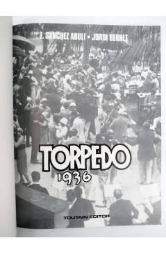 Muestra 1 de TORPEDO 1936 4. HISTORIA LARGA. COLOR (Sánchez Abulí / Jordi Bernet) Toutain editor 1986