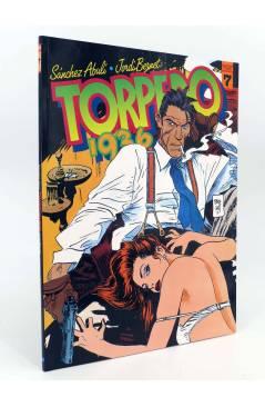 Cubierta de TORPEDO 1936 7. COLOR (Enrique Sánchez Abulí / Jordi Bernet) Toutain editor 1989