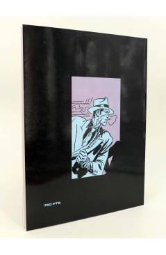 Contracubierta de TORPEDO 1936 7. COLOR (Enrique Sánchez Abulí / Jordi Bernet) Toutain editor 1989