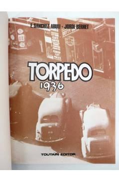 Muestra 1 de TORPEDO 1936 7. COLOR (Enrique Sánchez Abulí / Jordi Bernet) Toutain editor 1989