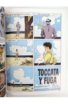 Muestra 5 de TORPEDO 1936 7. COLOR (Enrique Sánchez Abulí / Jordi Bernet) Toutain editor 1989