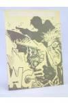 Contracubierta de KRAKEN 3 (Antonio Segura / Jordi Bernet) Toutain editor 1989