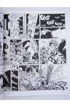 Muestra 1 de KRAKEN 3 (Antonio Segura / Jordi Bernet) Toutain editor 1989