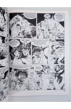 Muestra 2 de KRAKEN 3 (Antonio Segura / Jordi Bernet) Toutain editor 1989