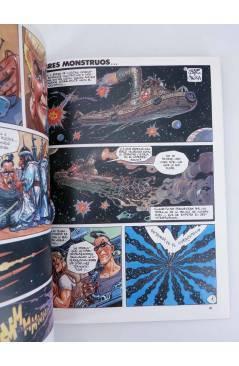 Muestra 2 de BURTON & Y CYB 4 (Antonio Segura / José Ortiz) Toutain editor 1991